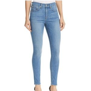 Rag & Bone High Rise Skinny Jeans (Brand new!)